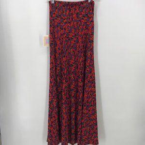 Lularoe Maxi Skirt/Dress Geometric Print XS